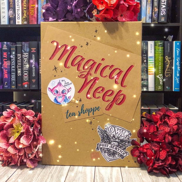 magical neep tea shoppe unboxing